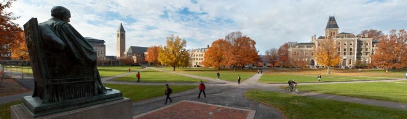Cornell University campus