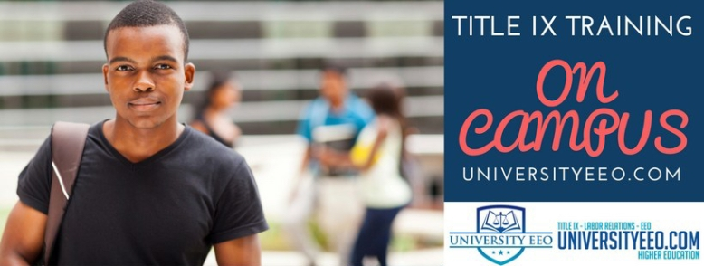 TITLE IX TRAINING1